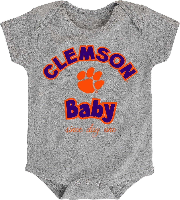 Gen 2 NCAA Unisex-Child NCAA Newborn & Infant Team Baby Bodysuit