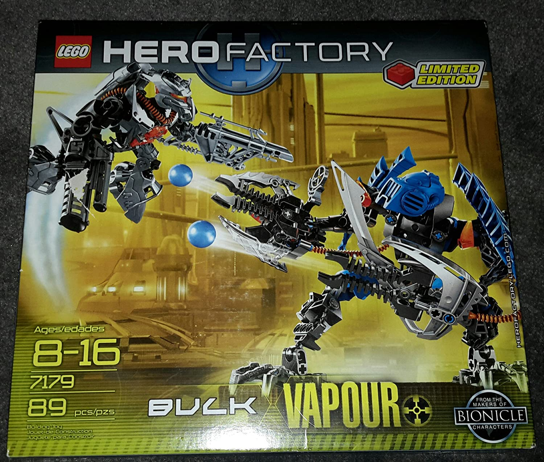 LEGO Hero Factory Exclusive Limited Edition Set #7179 Dunkan Bulk Vapour 1B0E9B21