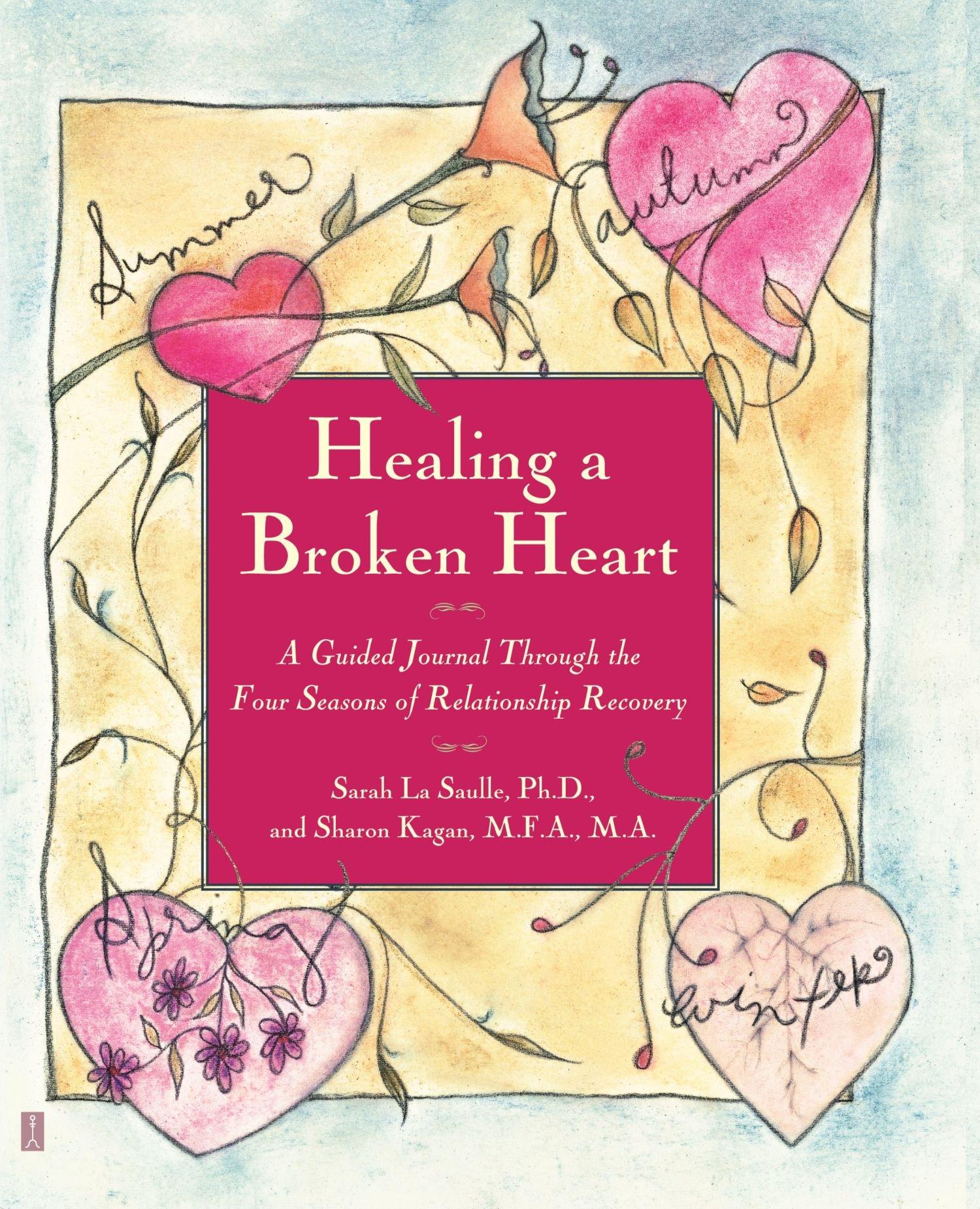 journals for healing broken heart