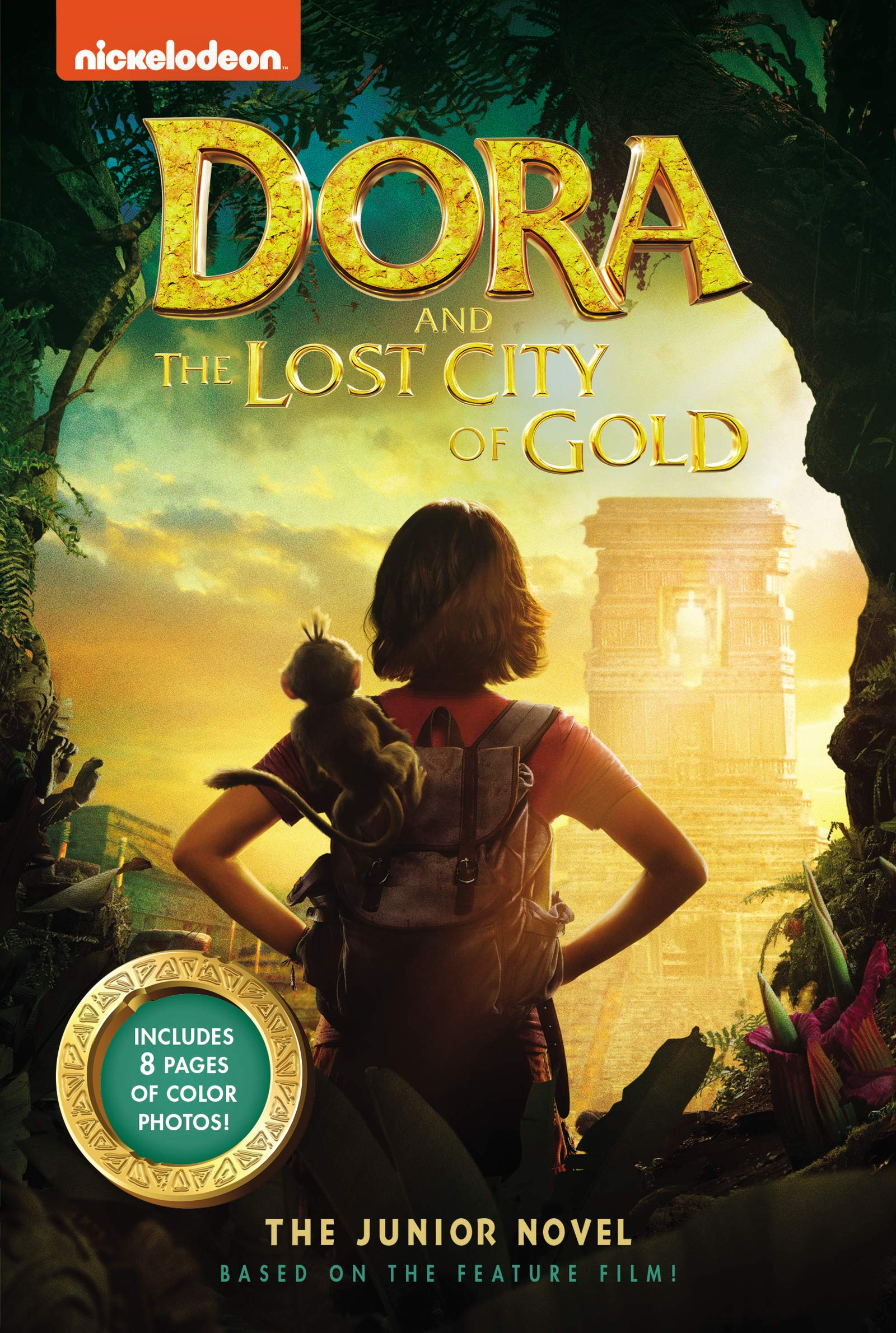 Dora And The Lost City Of Gold The Junior Novel Amazon De Behling Steve Fremdsprachige Bucher