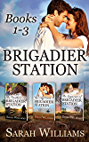 Brigadier Station (Books 1-3): Lachie, Darcy and Noah McGuire