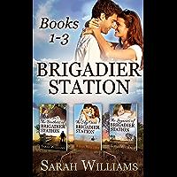 Brigadier Station (Books 1-3): Lachie, Darcy and Noah McGuire (Brigadier Station series)