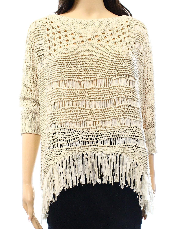 Alberto Makali Women's Large Knit Boat Neck Sweater