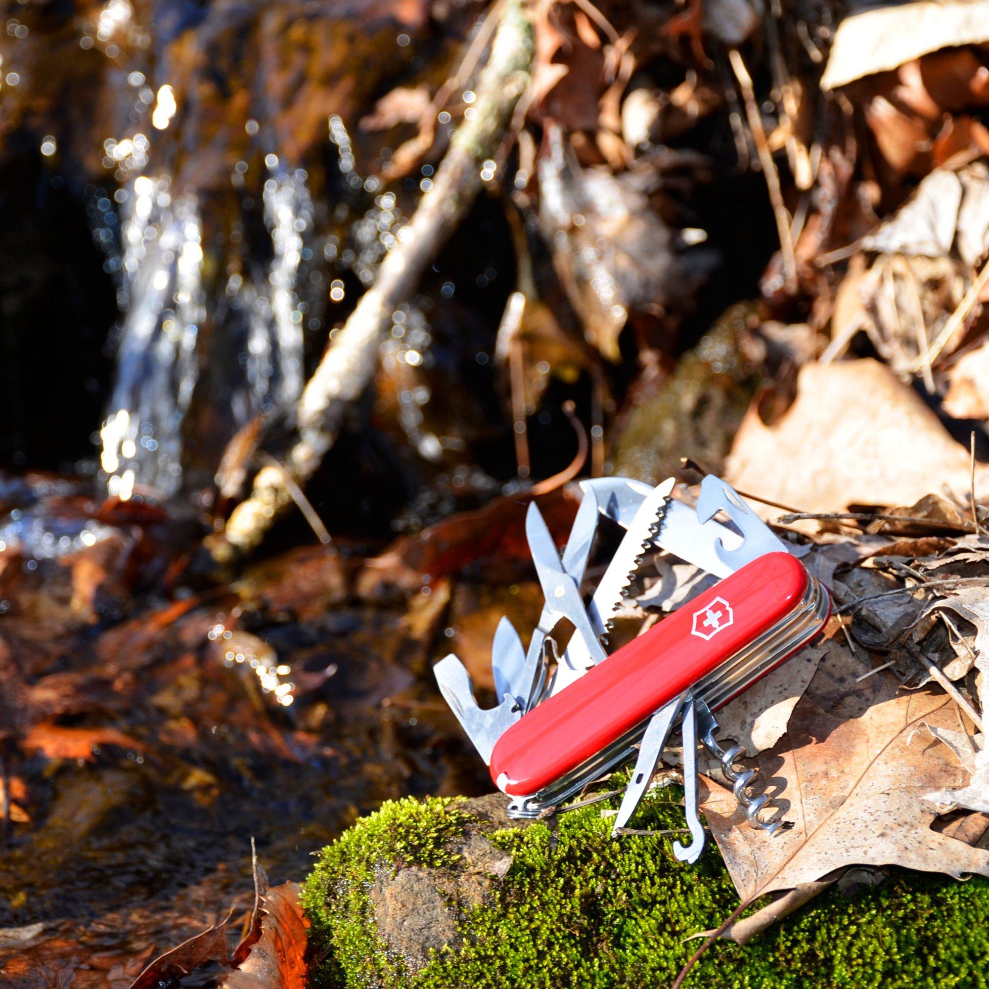 Victorinox Swiss Army Multi Tool Huntsman Pocket Knife