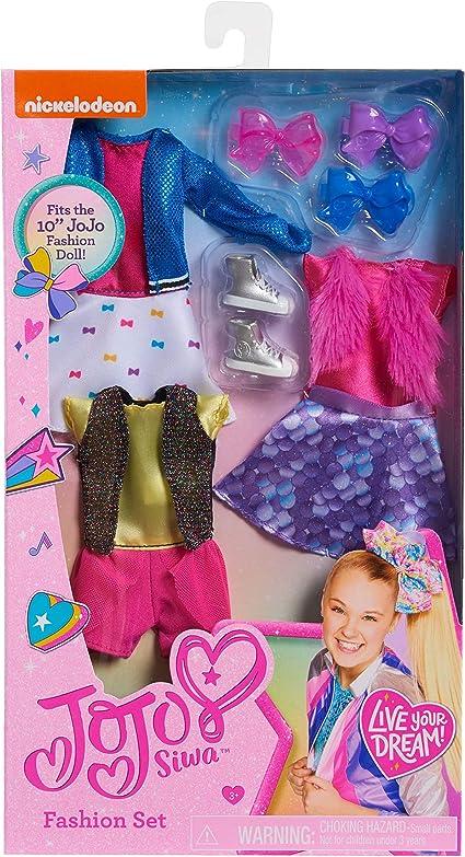 Totally Trendy JoJo Siwa Fashion Doll 10-Inch Doll