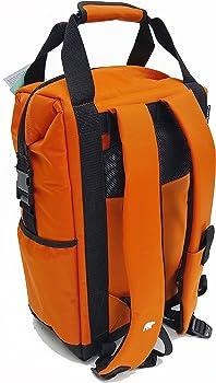 #3 Polar Bear Coolers Nylon Series Backpack Orange