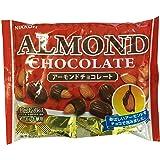 ニッコー アーモンドチョコレート 18粒×8袋