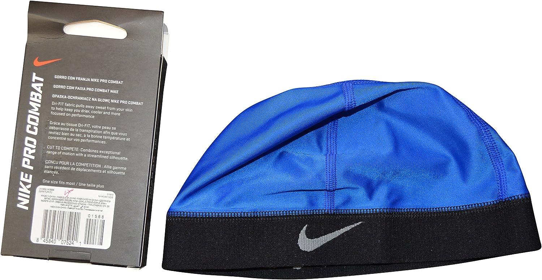 Nike Pro Combat - Gorra de Carrera para Hombre, diseño Calavera ...