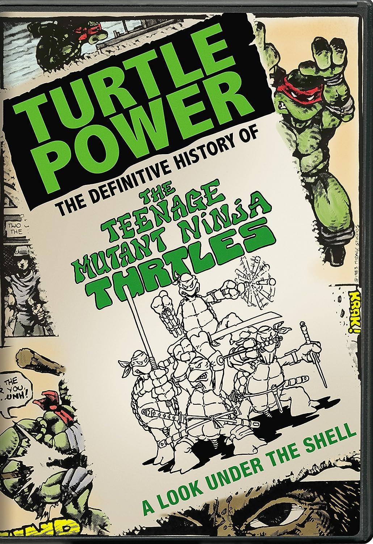 Turtle Power: Definitive History Of The Teenage Edizione ...