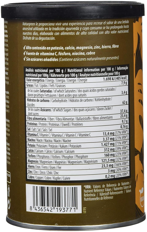 Superalimento NaturGreen Experience Curcuma - 200 gr: Amazon.es: Alimentación y bebidas