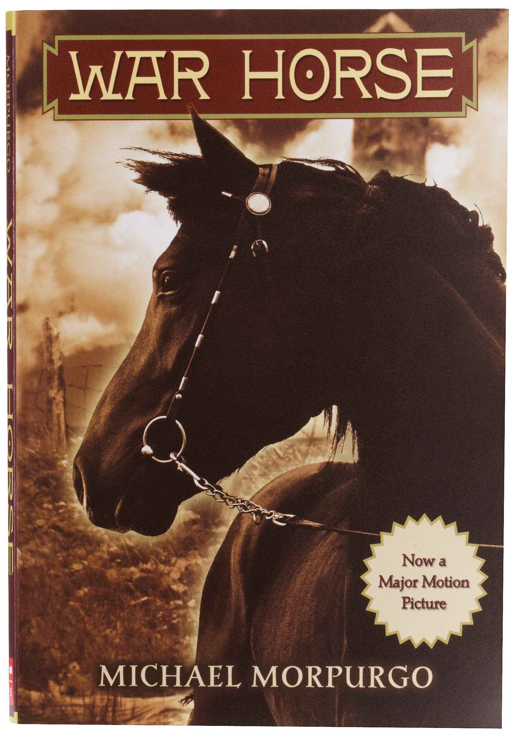 Warhorse Joey with Book by Breyer (Image #2)