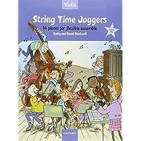 String Time Joggers Violin book + CD: 14 pieces for flexible ensemble