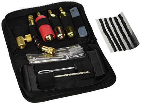 Oj JM0840 - Kit para neumáticos, sin Tubo, Compacto, para Reparar Las Gomas