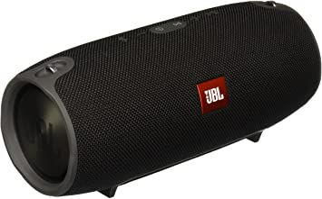 Amazon Com Jbl Xtreme Portable Wireless Bluetooth Speaker Black Electronics