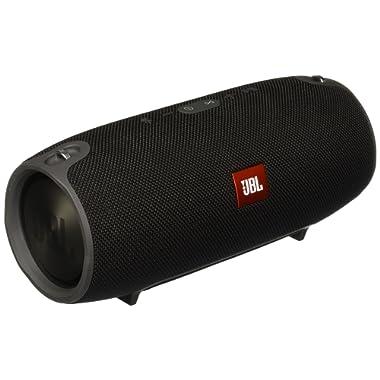 JBL Xtreme Portable Wireless Bluetooth Speaker (Black)