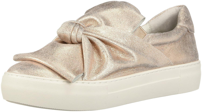 J Slides Women's Audra Sneaker B076DPZSDY 7 B(M) US Rose Gold
