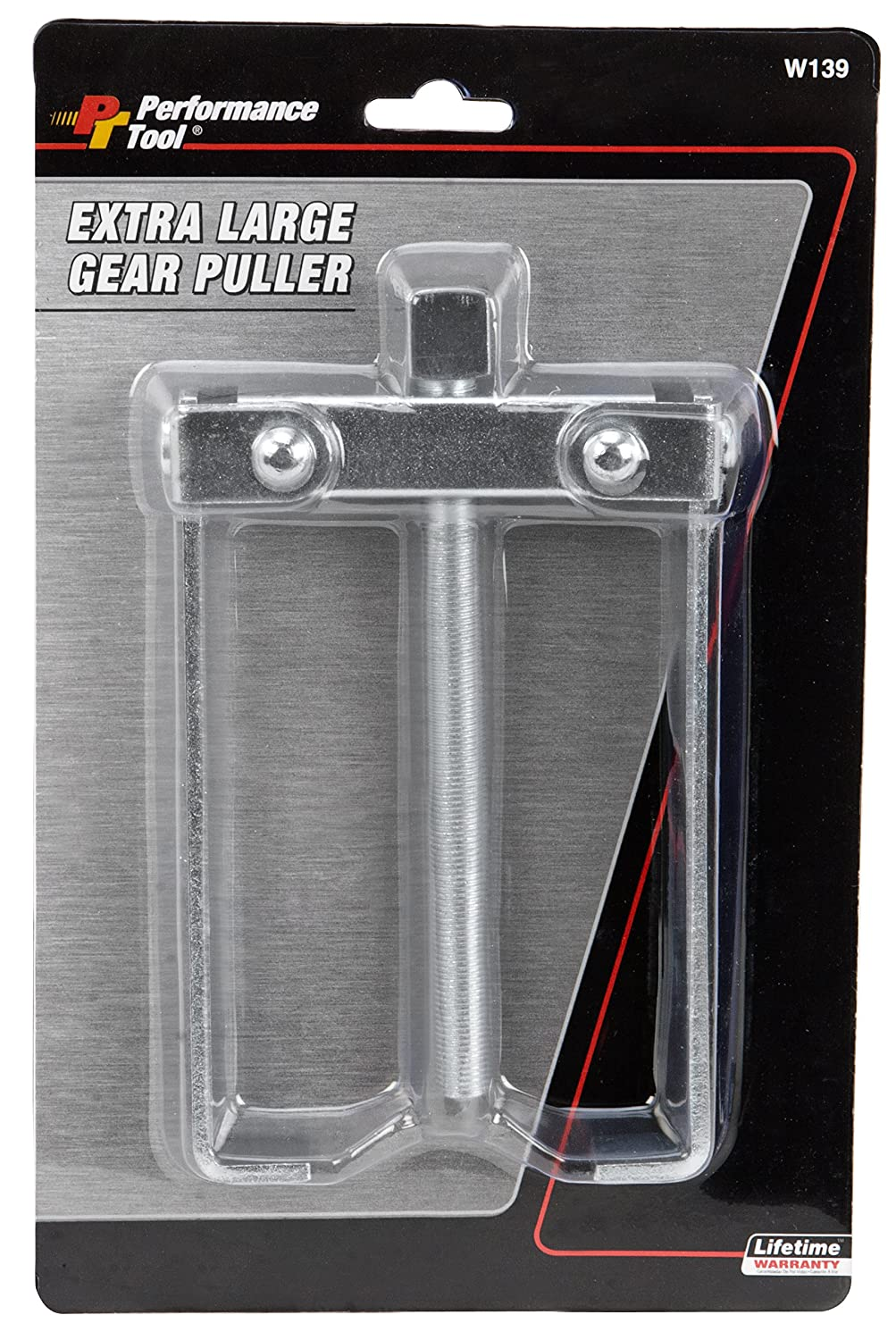 Performance Tool W139 8' 2 Jaw Gear Puller, NULL Wilmar Corporation