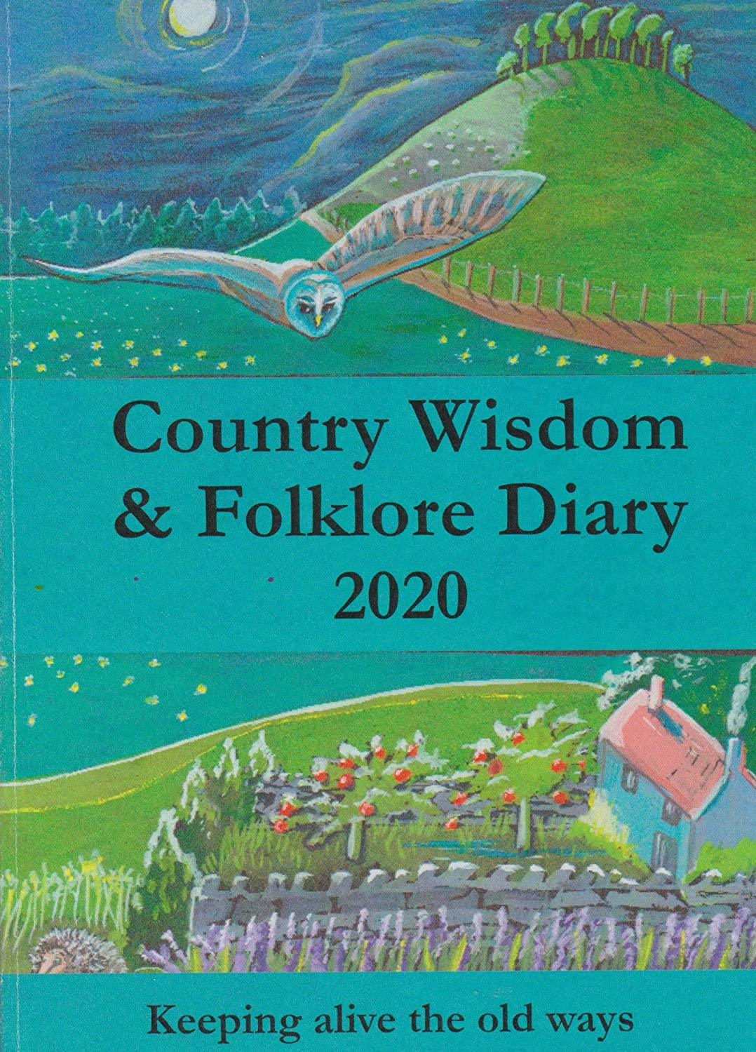 Country Wisdom and Folklore Diary 2020 | The Best 2020 Pagan and Witchy Planners | WitchcraftedLife.com