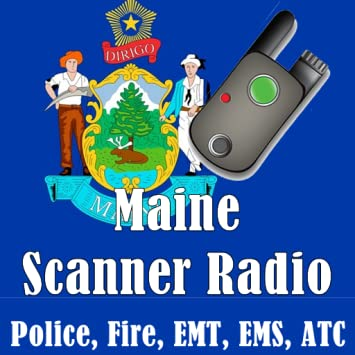 Maine Scanner Radio FREE