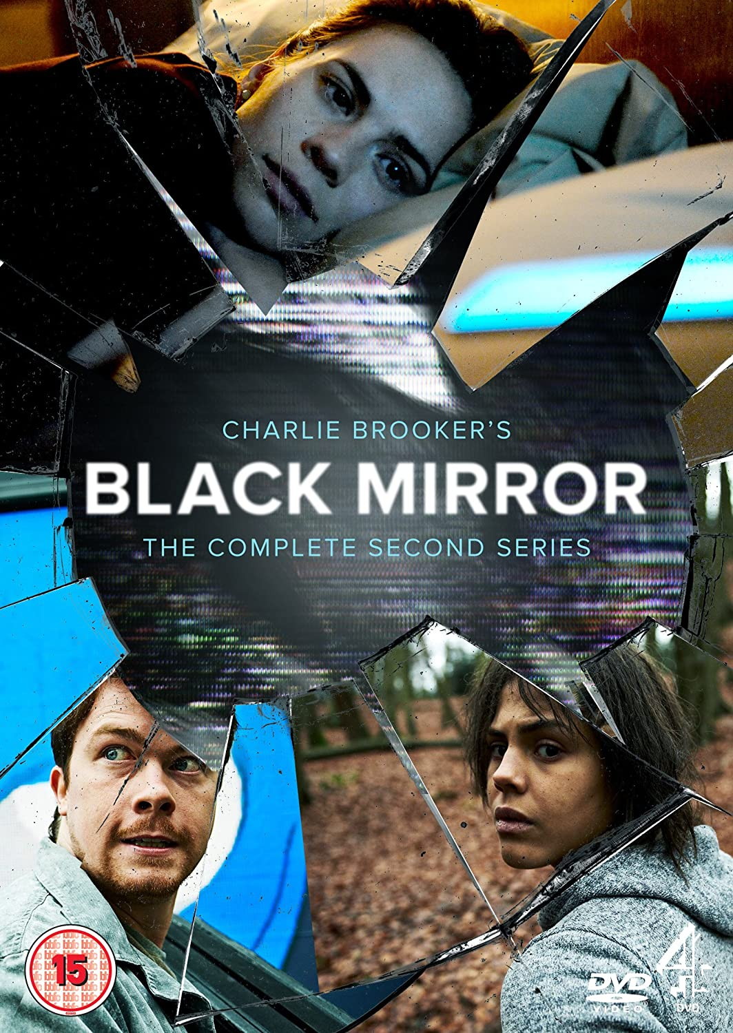 Image result for Black Mirror series