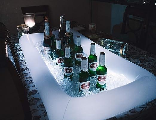 Moonlight Creative Designs - Juego de 2 barras de hielo hinchables ...