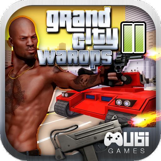 Mubi Games Grand City War product image