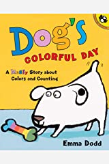 Dog's Colorful Day: A Messy Story About Colors and Counting (Picture Puffins) Paperback
