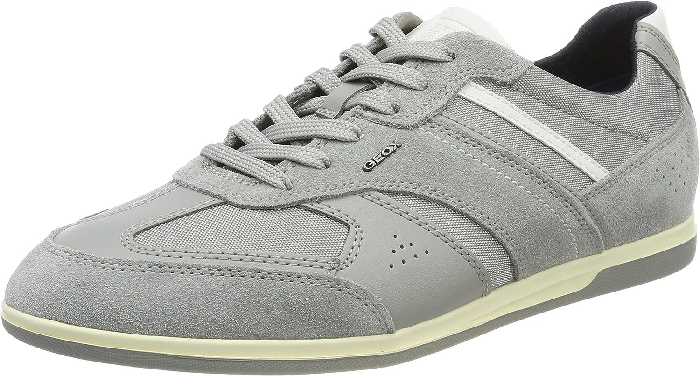 Geox U Renan A, Zapatillas para Hombre: Amazon.es: Zapatos y complementos