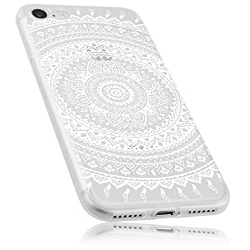 9ecd15c1b85186 mumbi Schutzhülle für iPhone 8 / iPhone 7 Hülle im Mandala Design