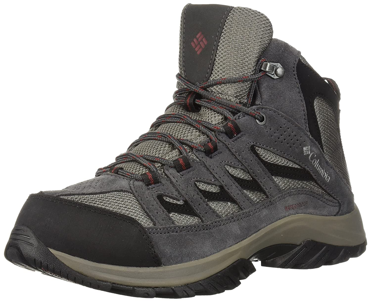 Columbia Men's Crestwood MID Waterproof Hiking Boot 176538