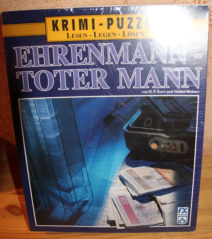 KRIMI - Puzzle
