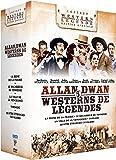 Allan Dwan : 5 westerns de légende : La Reine de la prairie + Le Bagarreur du Tennessee + La Ville de la vengeance + Tornade + Quatre étranges cavaliers