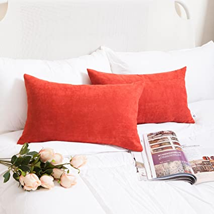 Amazon.com  Kevin Textile Decorative Pillowcases for Couch Sofa Bed ... 3ce2355cb6d9