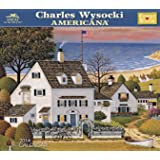 DOWNLOAD] EBOOK Charles Wysocki - Americana Wall Calendar (2015 ...