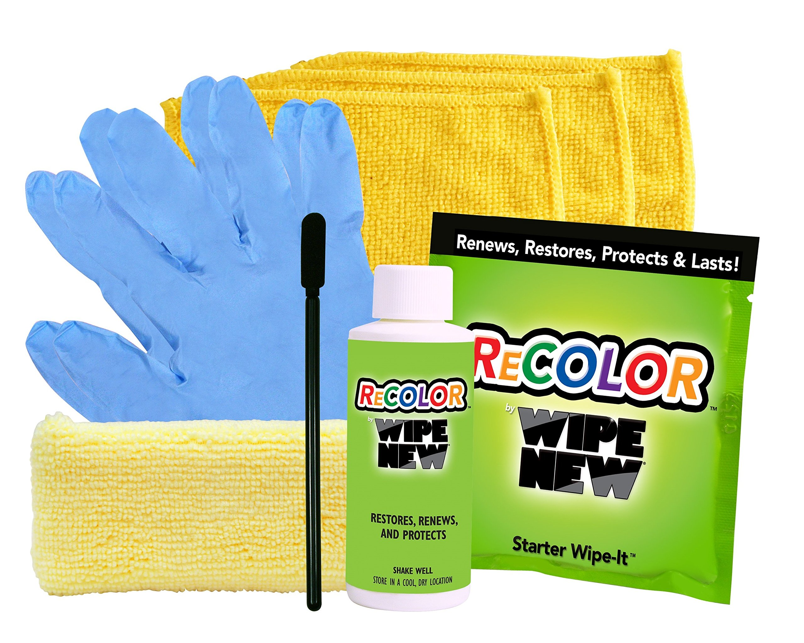 Rust-Oleum RRCAL Wipe New Multi-Surface Formula ReCOLOR Kit, 2 oz, Clear by Rust-Oleum (Image #7)