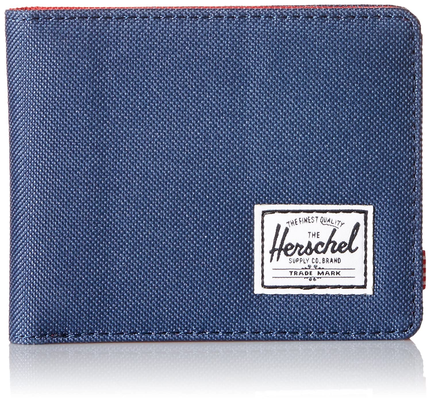 Herschel Supply Co. – Roy Bifold cartera en rojo/azul marino