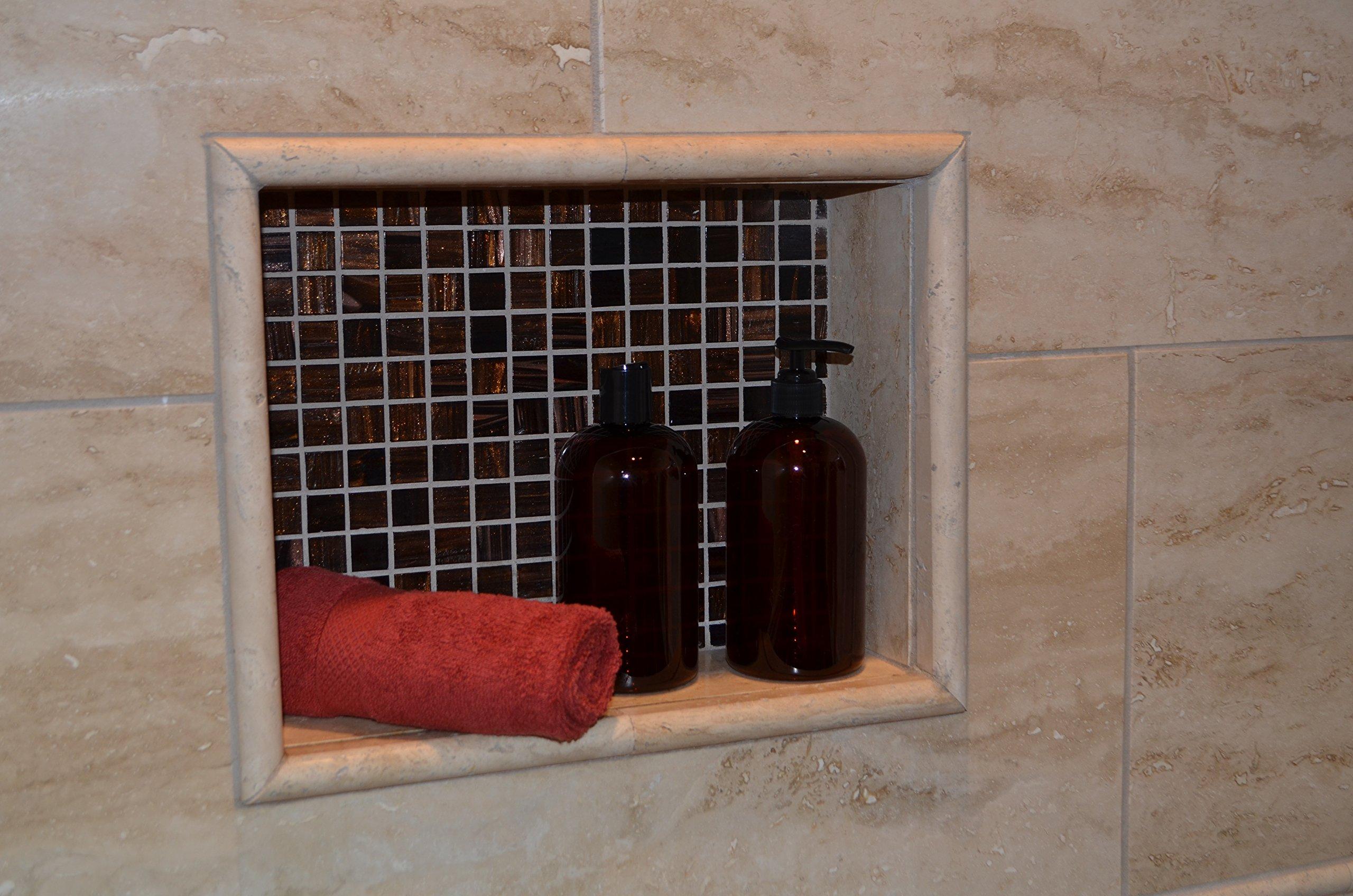 BAIRE Refillable Bottles - on shelf