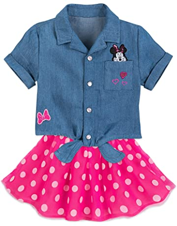 b2f582613 Disney Minnie Mouse Top and Skirt Set for Girls Size 2 Multi