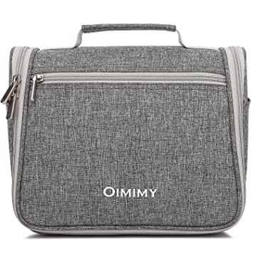 Amazon.com   Toiletry Bag Travel Toiletries Bag Hanging Cosmetic Travel  Organizer for Women Men   Beauty 1a048751eb7e6