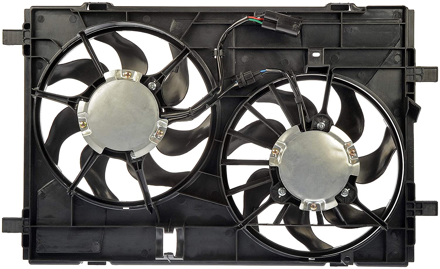 Dorman 621-091 Engine Cooling Fan Assembly for Select Lincoln Models
