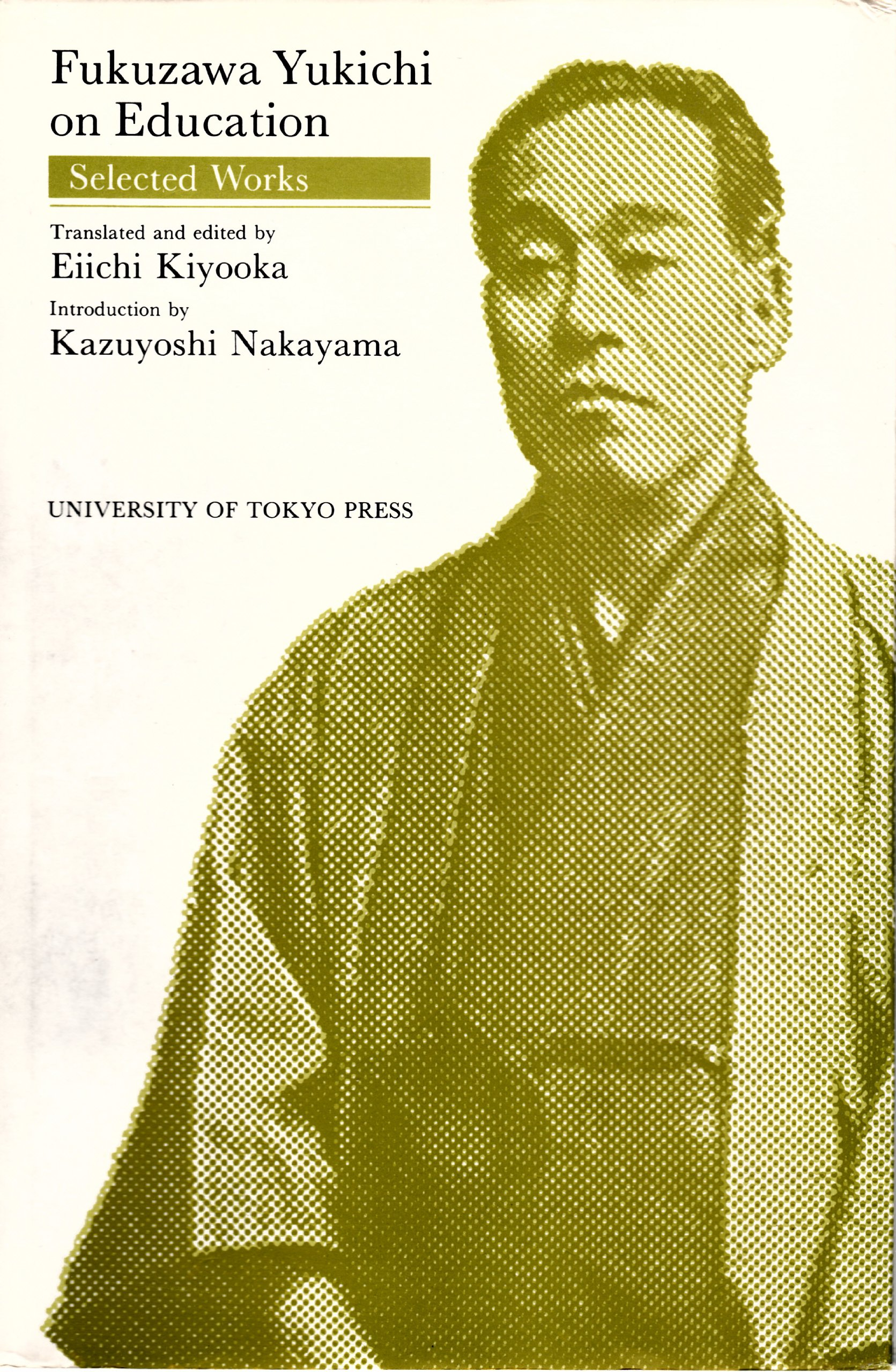 a discussion of fukuzawa yukichiss intellectual biases Journal of zhejiang university science formed the intellectual background of the movement for liberty as well as people¬ðs rights fukuzawa yukichi.