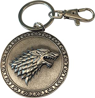 Amazon.com: Diverse Game of Thrones: Stark Key CHA: Automotive