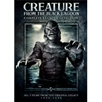 MC-Creature from the Black Lagoon-Complete Legacy Coll