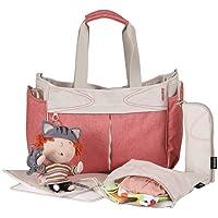 Okiedog Métro léger sac à langer avec poignées et bandoulière avec accessoires