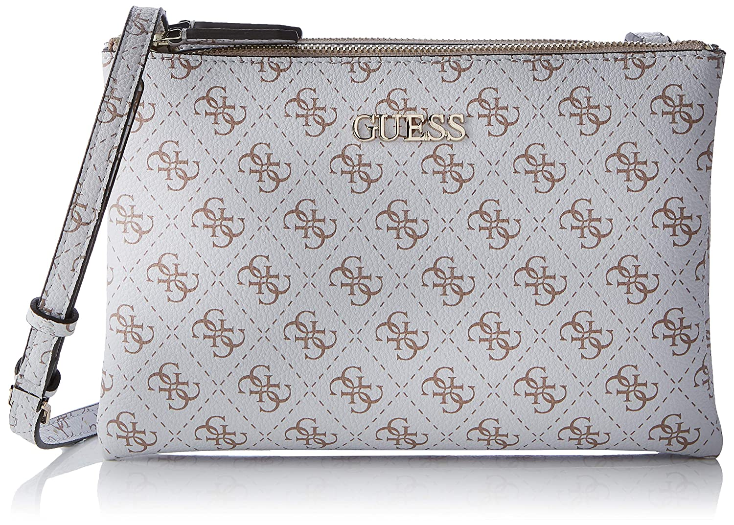 Guess elliana mini crossbody flap amazon shoes grigio a tracolla