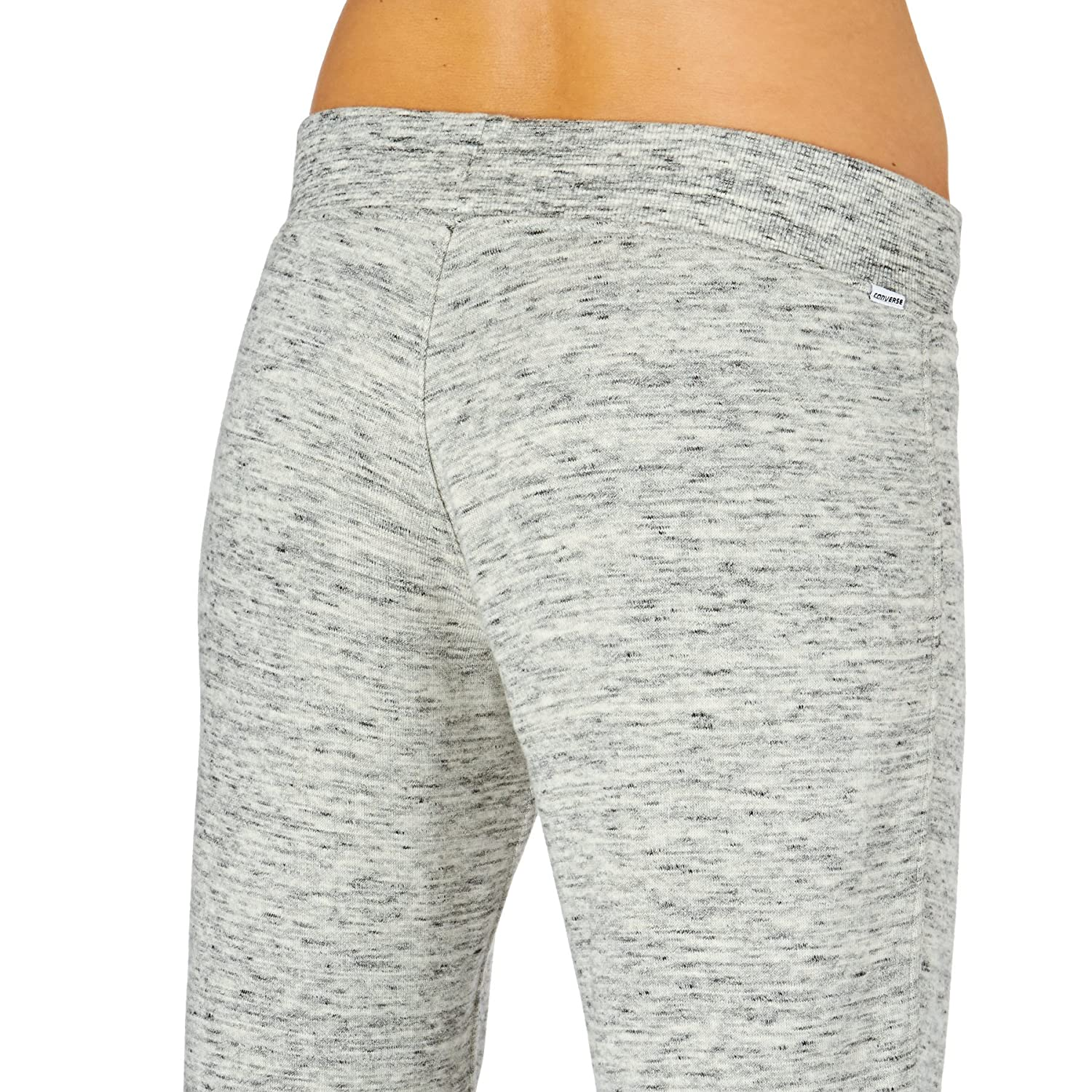 Converse Womens Womens Quilted Pants in Grey Marl - 4-6  Converse   Amazon.co.uk  Clothing da2862d1dc3