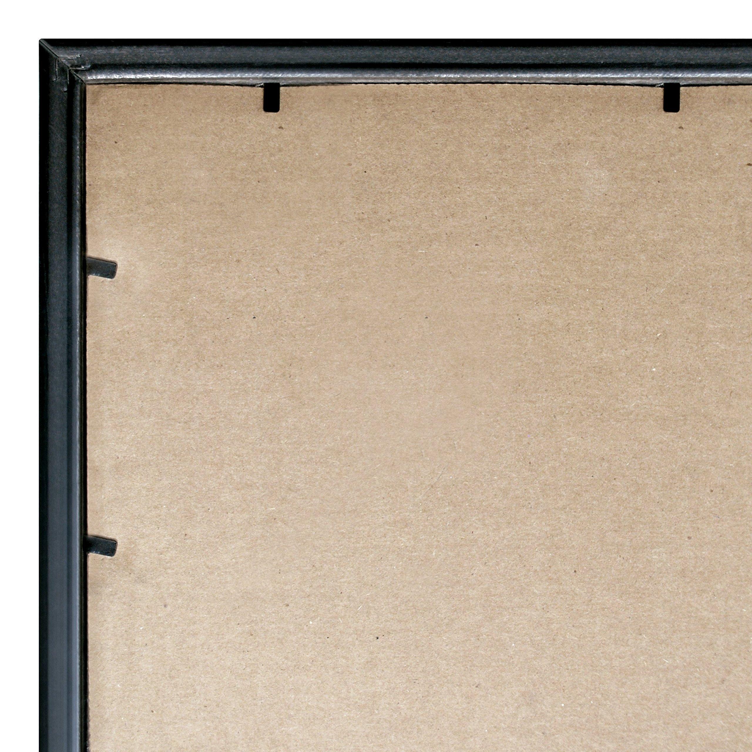 MCS Trendsetter 16x20 Inch Poster Frame (2pk), Black (65682) by MCS (Image #5)