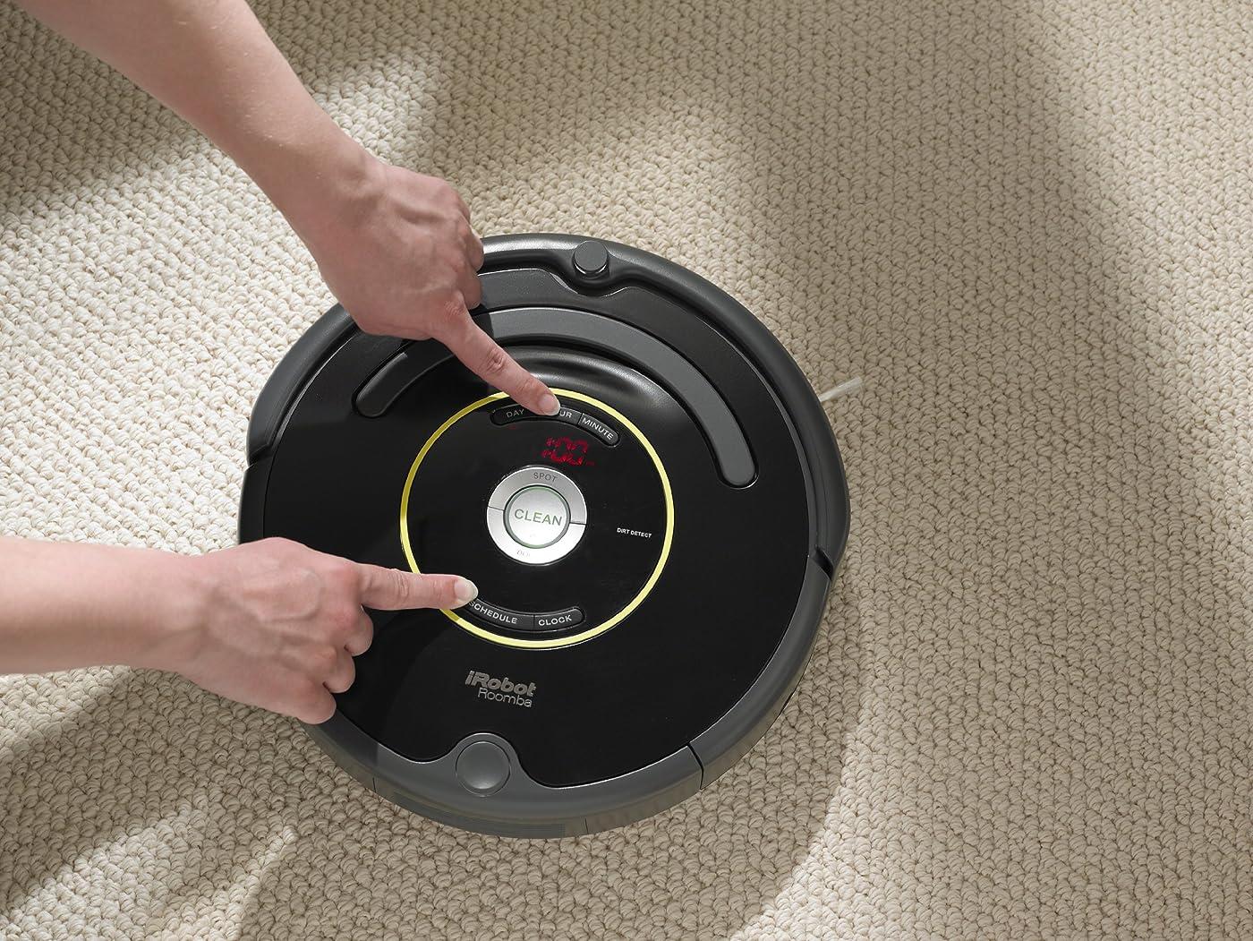 iRobot Roomba 650 Vacuum Cleaning Robot
