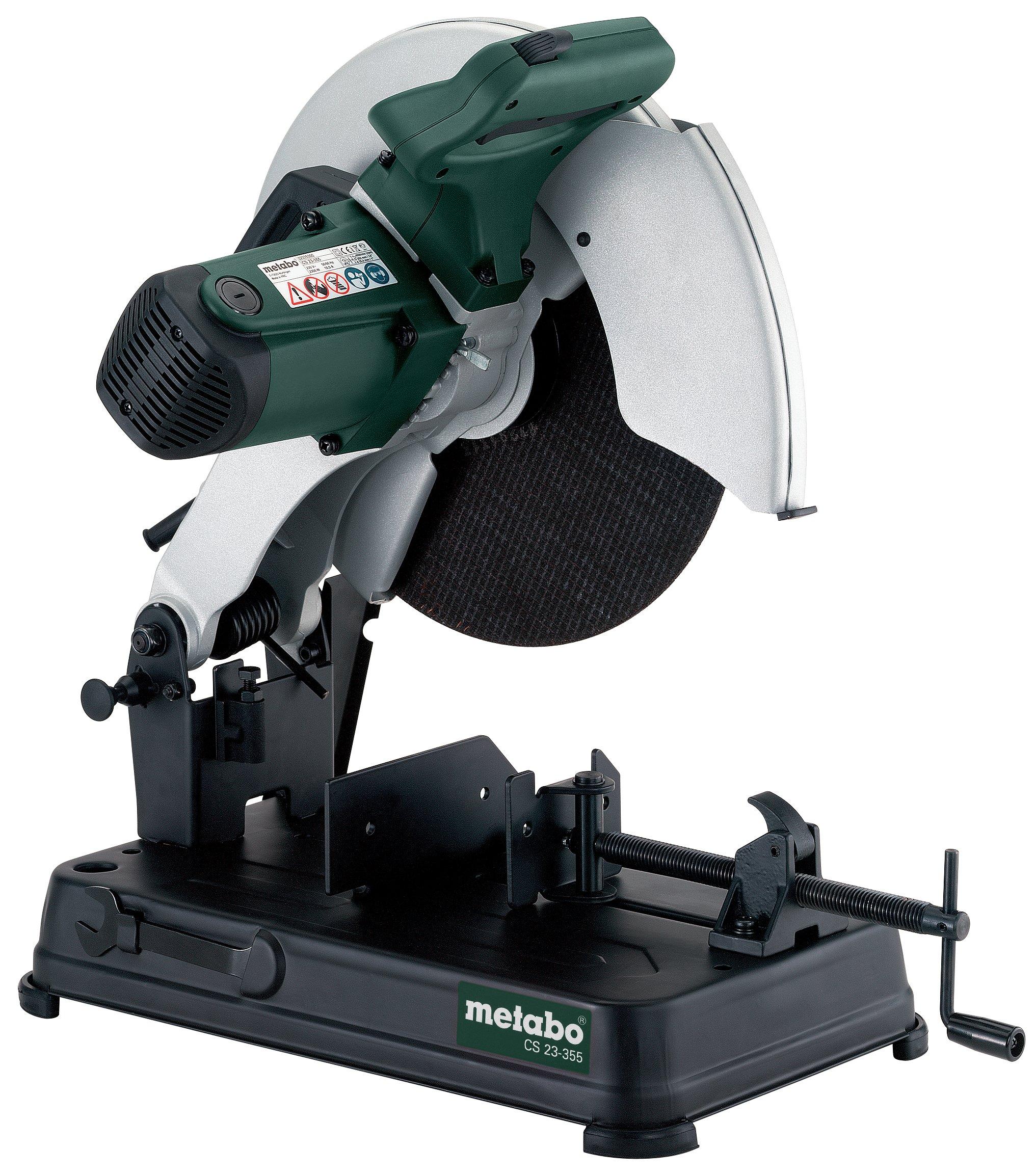 Metabo CS23-355 602335000 15-Amp 14-Inch Metal Chop Saw