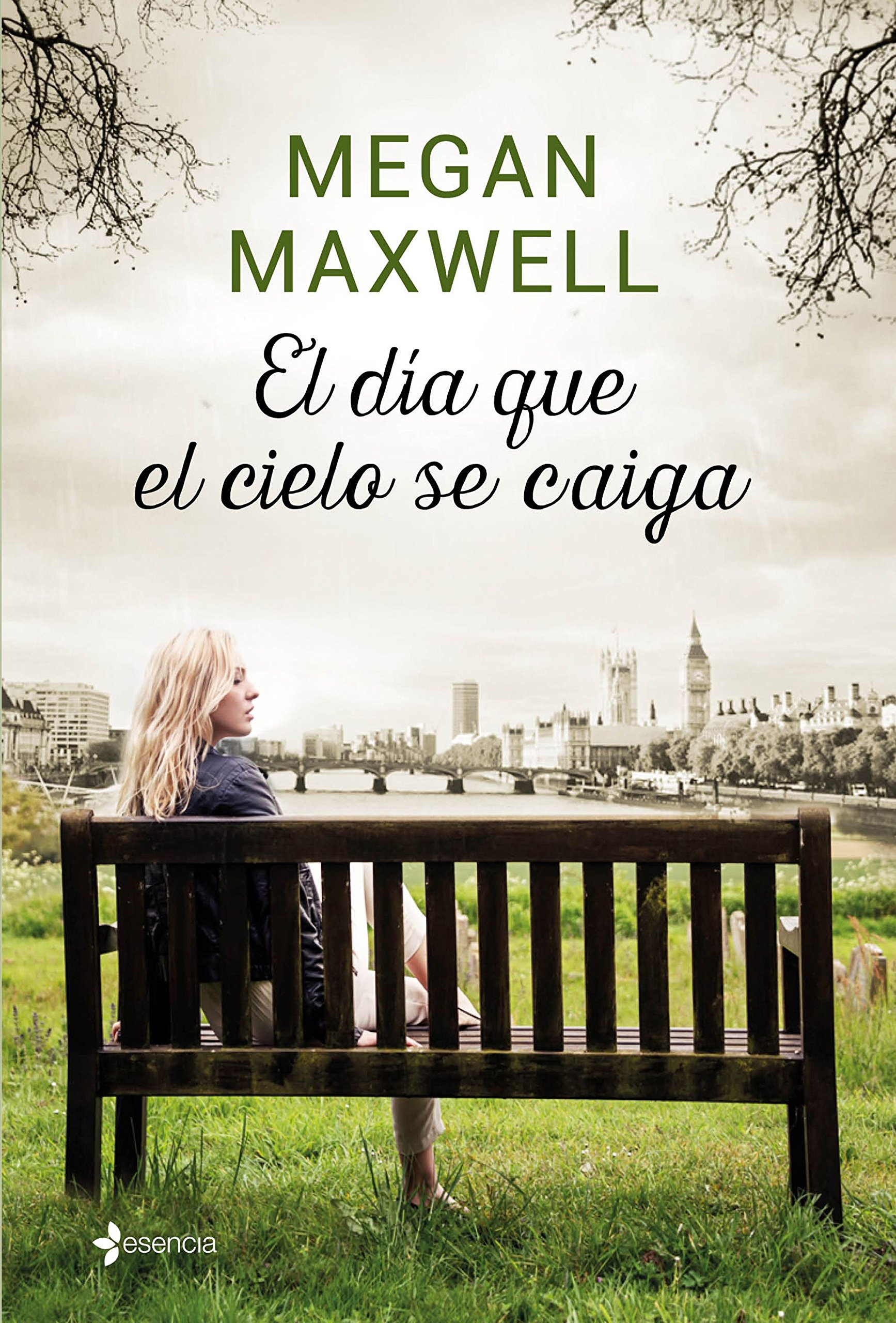 El día que el cielo se caiga (Contemporánea) Tapa blanda – 31 may 2016 Megan Maxwell Esencia 8408155873 Romance